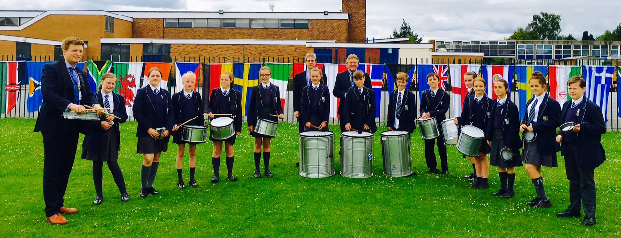 Liverpool schools stage their own Olympics!