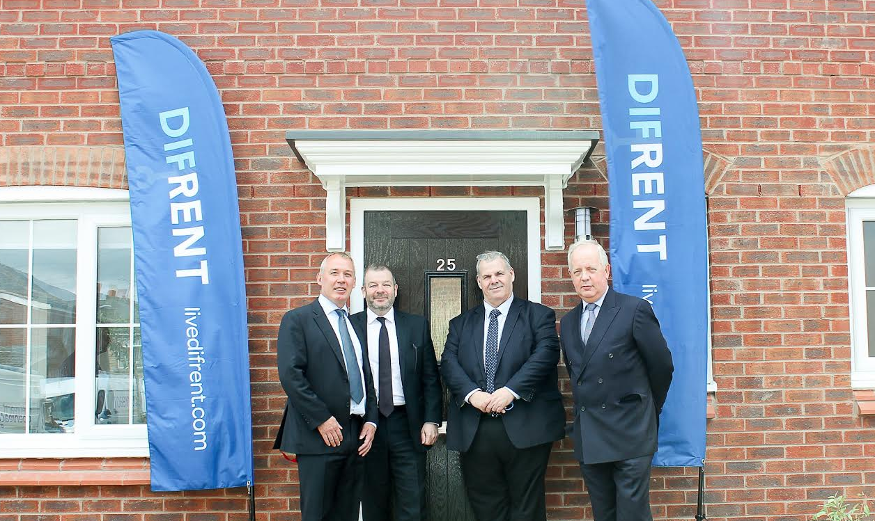 Sigma Capital and Rochdale Borough Council launch Roch Bank PRS development in Rochdale