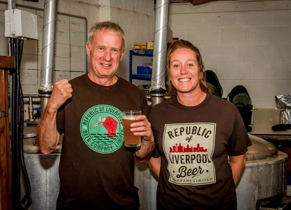 d17fe72f9174 Brewers to Toast the Republic of Liverpool - North West Connected