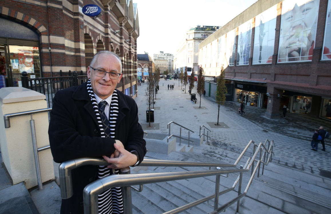 Radical city centre revamp completed