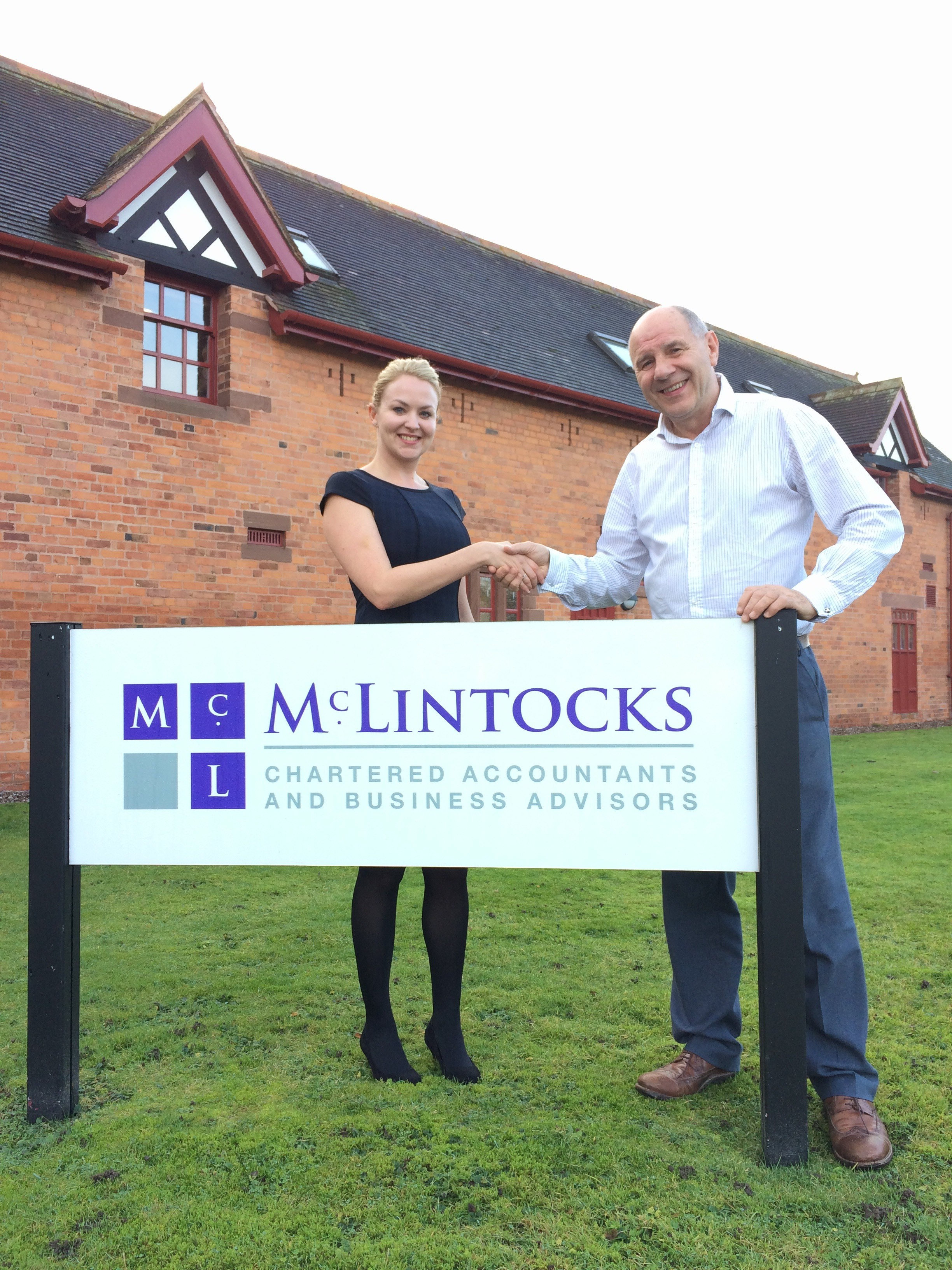 Lynsey Jenkins becomes Senior Tax Manager at McLintocks Chartered Accountants & Business Advisors