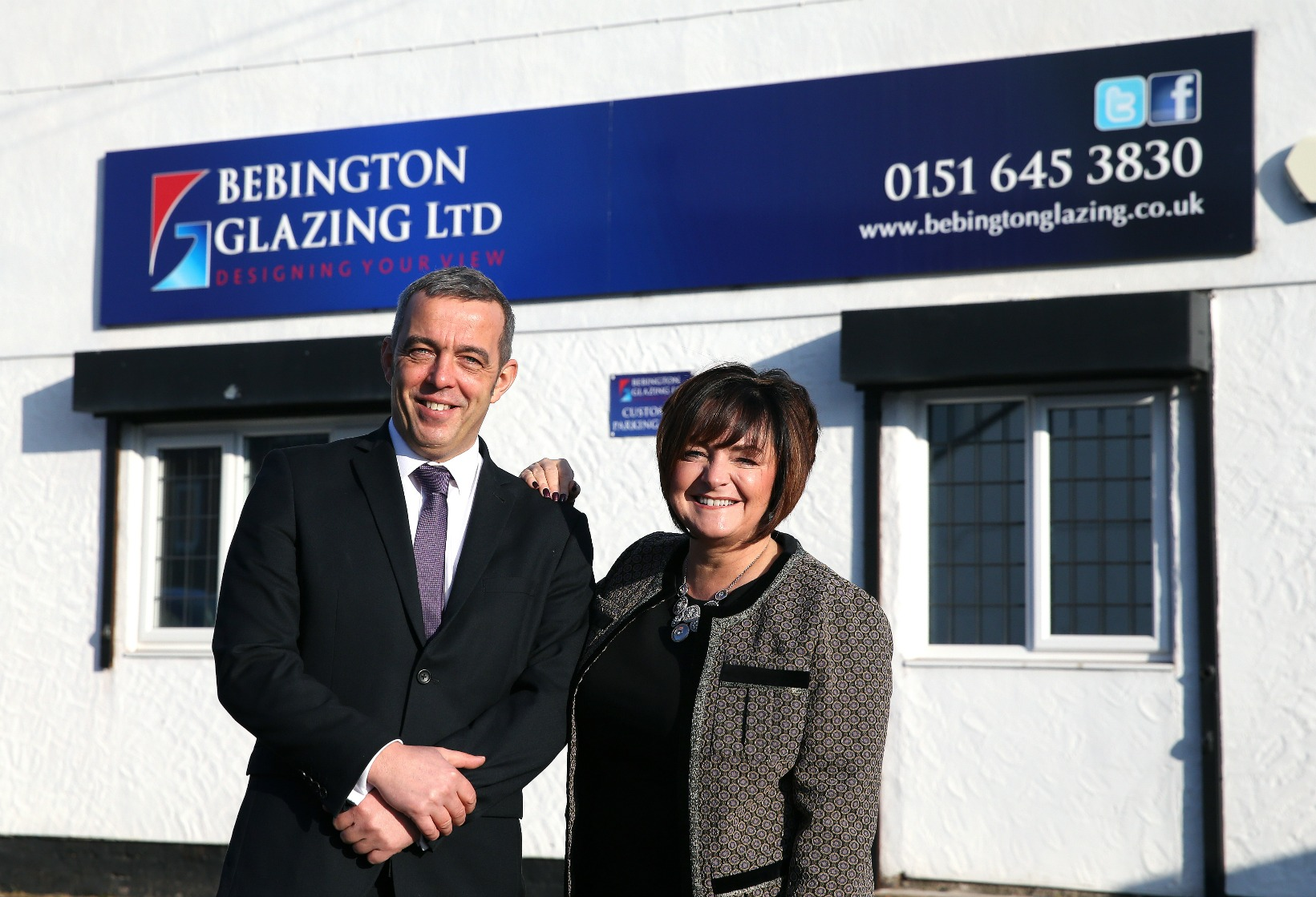Bebington Glazing Offers 'One Stop Home Improvement Shop' as part of Collaboration with leading UK Blinds Manufacturer
