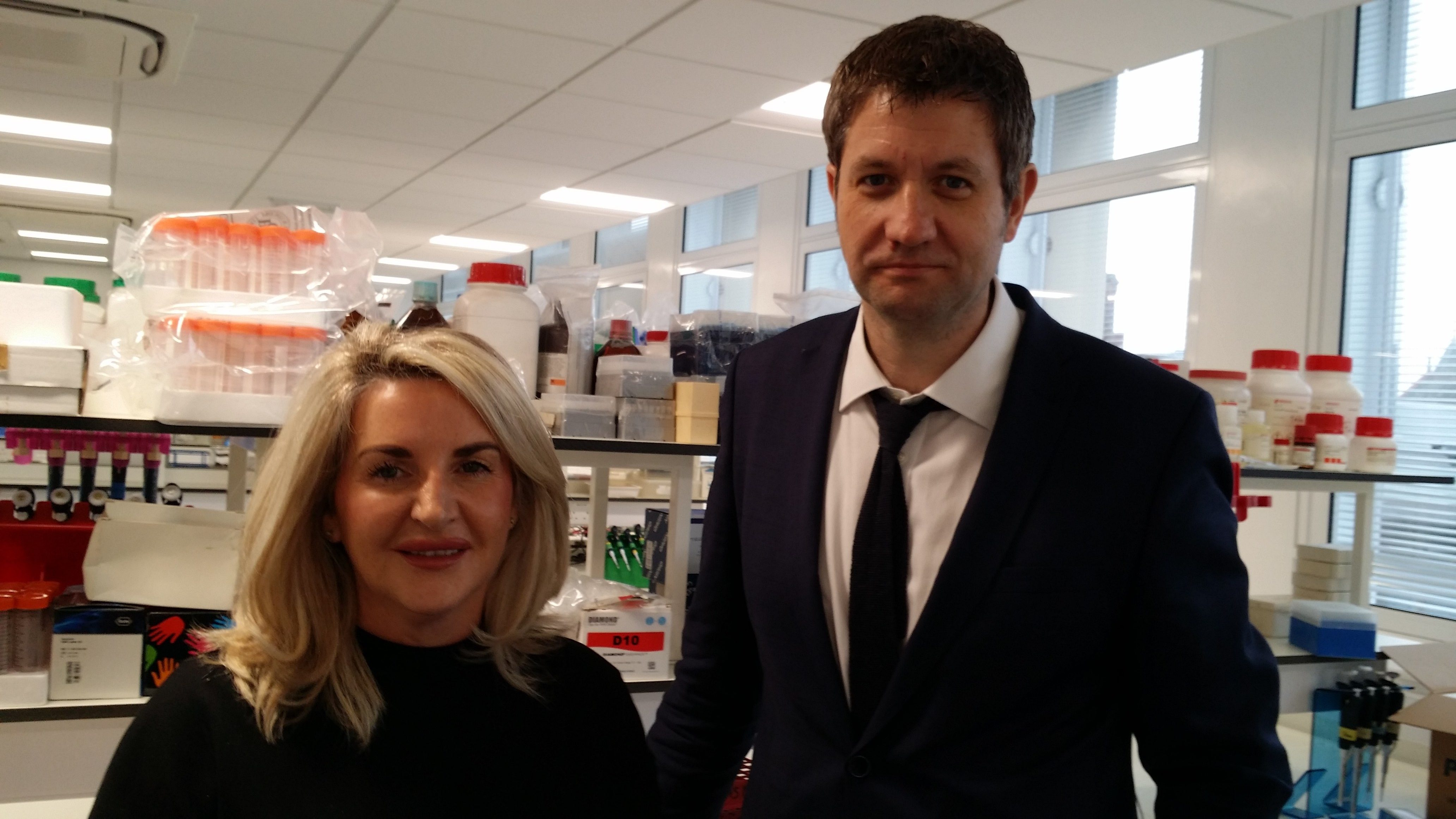 Liverpool Scientists set to get Million Pound Cash Boost for Cancer Research