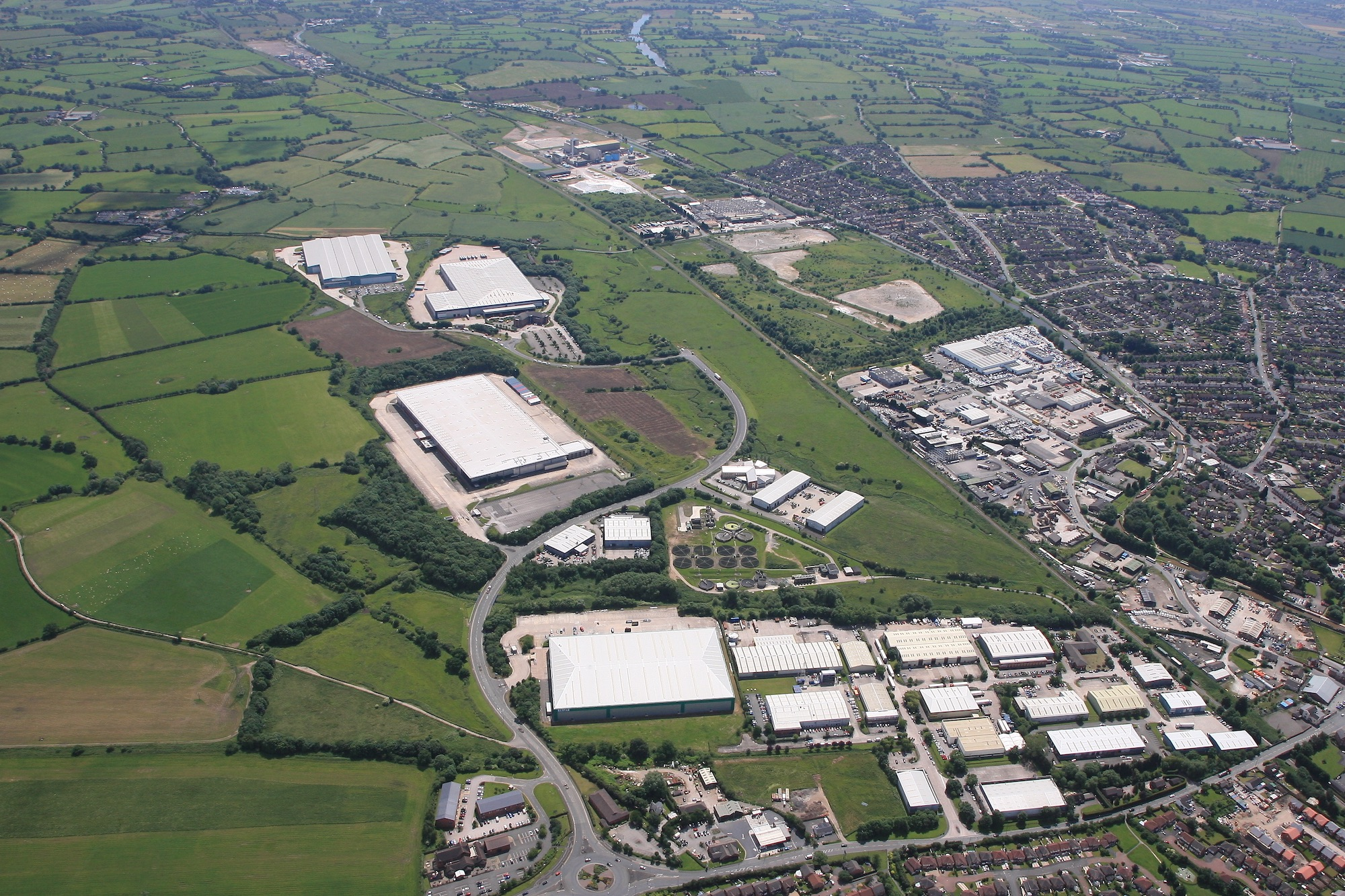 Planning application submitted for Phase 1 warehouse at MA6NITUDE