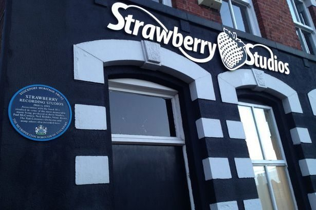 Strawberry Studios: I am in love exhibition to to open at Stockport museum