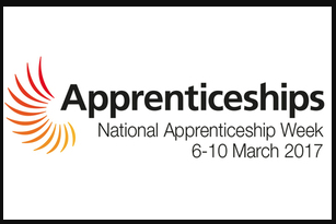 THE APPRENTICESHIPS STORE HELPS YOUNG PEOPLE IN A WIDE VARIETY OF INDUSTRY SECTORS