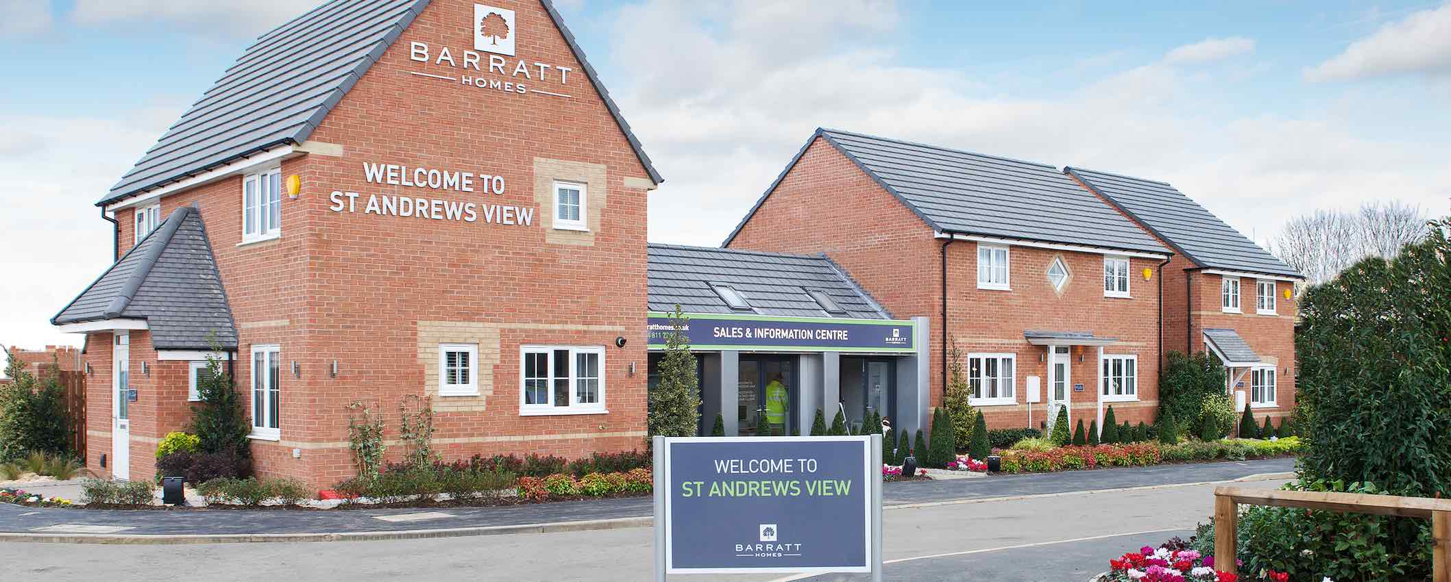 Barratt Homes and Barclays combine to launch first green mortgage for new energy efficient homes