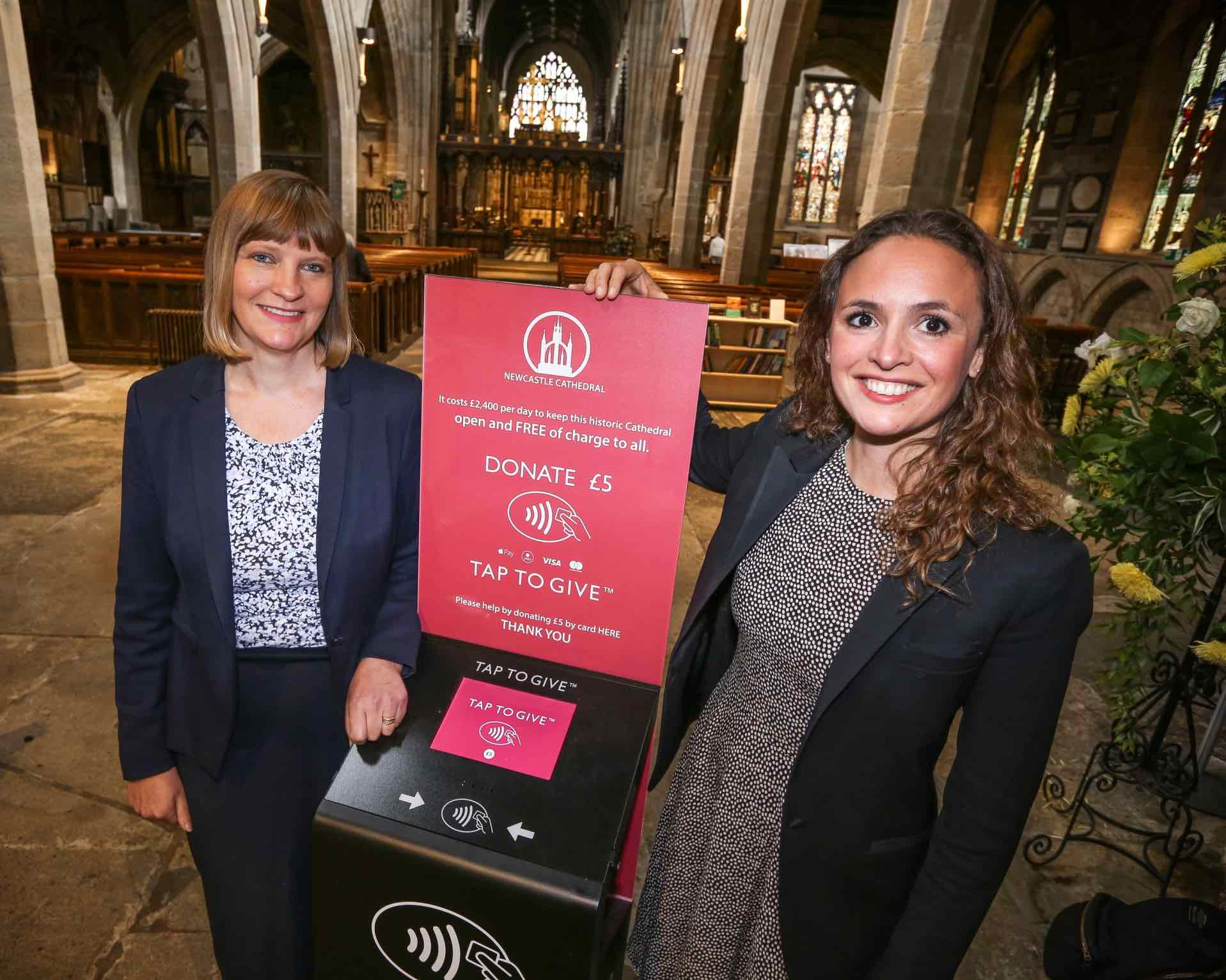Digital accountancy expertise pays for charity payment technology start-up