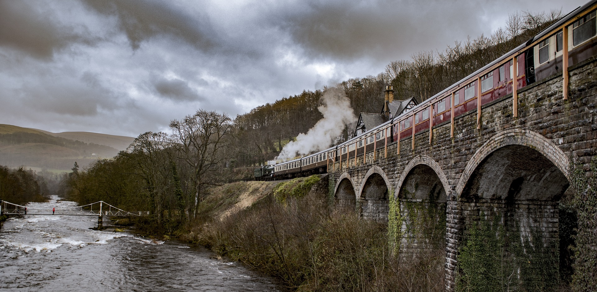 Welcome for Wales and Borders Rail Franchise Announcement
