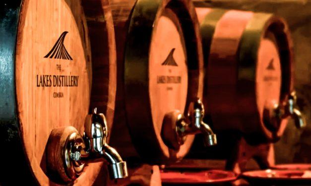 Lake District Distillery Tasting Night At Burlington's