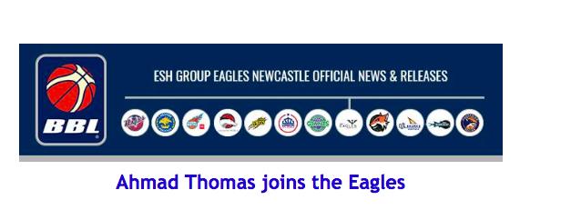 Ahmad Thomas joins the Eagles