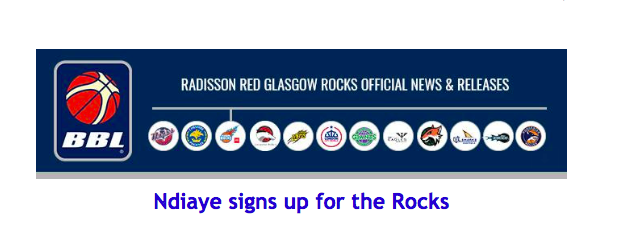 Ndiaye signs up for the Rocks