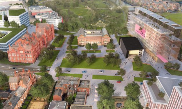 Salford Reveals University District Vision