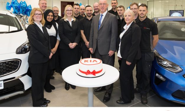 BOLTON KIA OPENS NEWLY EXPANDED SERVICE DEPARTMENT